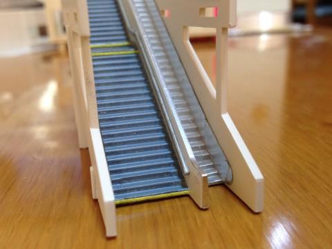 階段の仕上げ